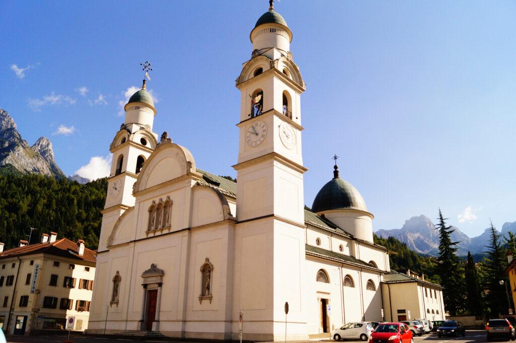 Chiesa di Agordo